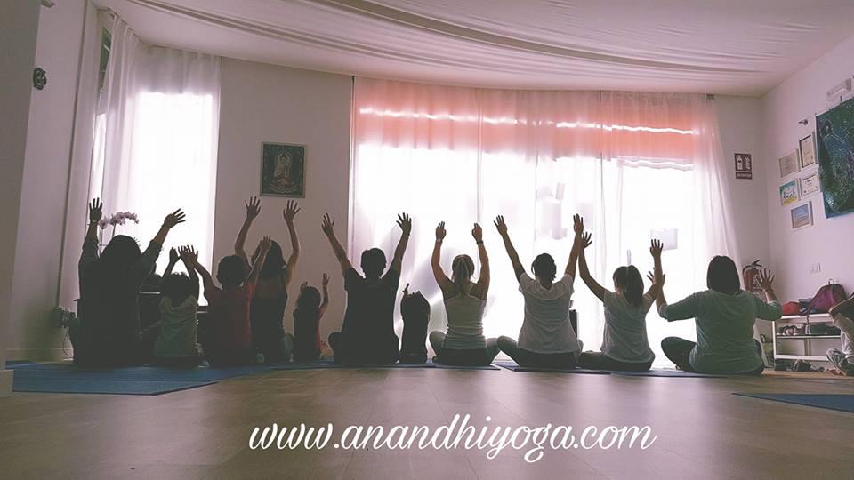 Yoga en familia1